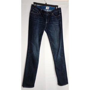 Paige jeans jimmy jimmy skinny 28 distressed denim
